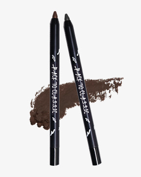 Back To Classic Eyeliner(2colors set)